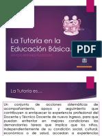 Tutoria Educacion Basica
