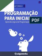 Algaworks Livro Programacao Para Iniciantes v1.1