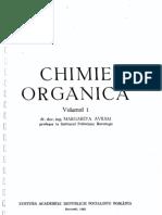 Chimie Organica - Margareta Avram