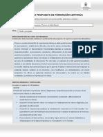 Propuesta de Formación Continua - Aptitudes Clínicas - Rapela-Kaplan