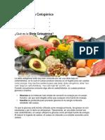 Guía a La Dieta Cetogénica