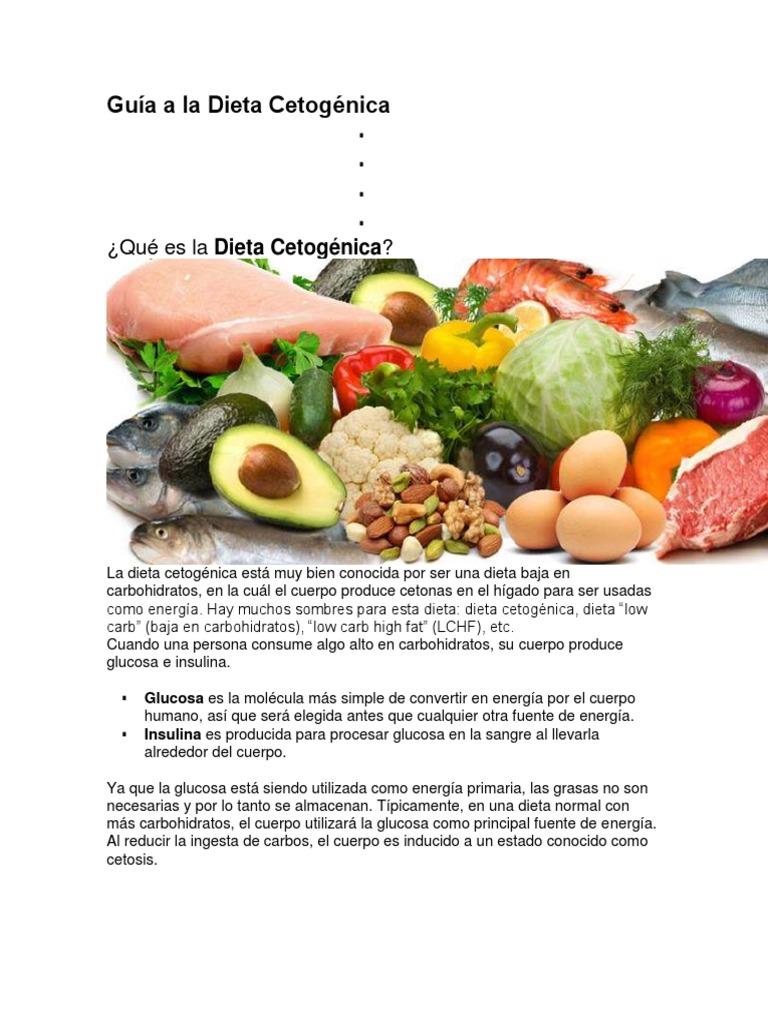 ¿la dieta cetosis causa resistencia a la insulina?