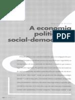 A Economia Política Da Social Democracia