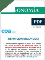 Coa -Ergonomia Oficina-Almacen