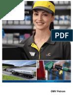 Raport anual OMV Petrom Grup  2016.docx