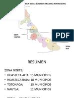 Distrib. Geografica Veracruz