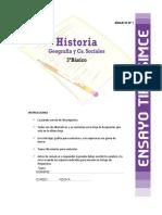 Ensayo1 Simce Historia 3basico 2015 v1