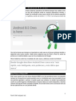 Reseña Android Oreo