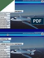6. Tren de Aterrizaje y Frenos