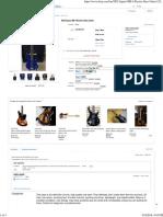2002 Squier MB-4 Electric Bass Guitar _ EBay