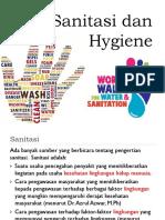 Hygiene Dan Sanitasi 1718
