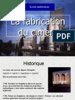 La Fabrication Du Ciment20188