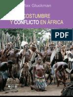Costumbre y Conflicto en Africa