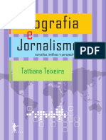 Infografia e Jornalismo