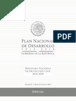 Avance y Resultado 2017 PNPC
