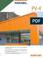 Ficha Tecnica Pv4