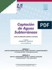 """3º Curso a distancia """"Captación de Aguas Subterráneas"""" (2018 - 2019)"""