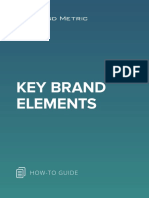 Key Brand Elements Guide