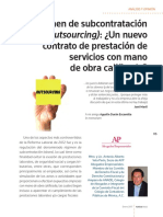 Outsourcing PDF