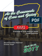 AAAS 2017 Conference Booklet