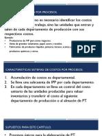 Cap.4. Costeo por procesos