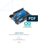 Arduino Informe