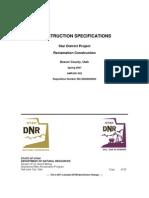 PM 7027 StarDistrict-Construction Bid