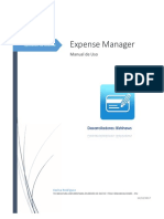Manual Expense Manager