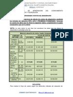 Solucion 3.3 Comparando Costos de Adquisicion