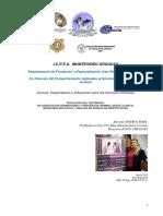 Programa Curso Psicología Del Testimonio y La Mentira Diciembre Icpfu 2015 Ok