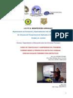 Programa Curso Tanatologia y Ciencias Forenses Vivienciales Icpfu 2018