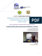 Programa Psicotraumatologia Forenses y Clinica 2017 Icpfu