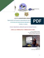 Programa Curso Criminalistica y Criminologia en La Escena Forense Icpfu 2018