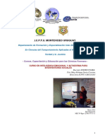 Programa Curso de Inteligencia Emocional y Autoestima Para Interventores Sociales 2017 Icpfu
