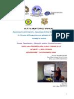 Programa Curso de Psicopatologia Clinica Forense Psicpatologia Infantil y Adolescente 2018