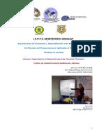 Programa Curso en Mediador en Drogodependencias y Alcholismo Juvenil 2017 Icpfu