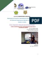 Programa Curso en Prevencion de Maltrato y Violencia de Genero 2017 Icpfu