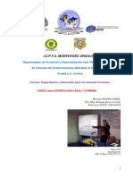 Programa Curso Odontologia Forense Icpfu 2018