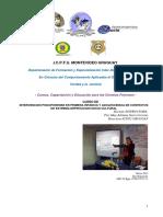 Programa Curso Intervencion en 1era Infancia Contxt Deprivados 2017 Icpfu