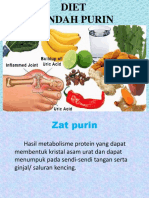 Ppt Ok Diet Rendah Purin