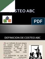 Costeo ABC