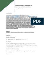 Estudio de Cinco Cepas Fungosas en Granadilla