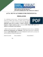 Acta de No Acuerdo (1)