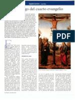"""Josep Boira, """"El epílogo del cuarto Evangelio"""" en revista """"Palabra"""", noviembre 2013, pp. 70-72"""