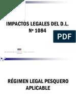 Derecho Pesquero- Javier García Locatelli - Exposición - DL 1084 - Desarrollado
