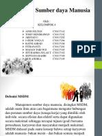 Presentation1 MSDM