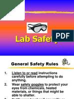 Lab Safety(1)