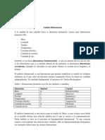 Analisis Dimensional Lab 1
