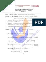 MVA101-Partiel2011+Correction