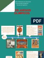 Los Juegos Olímpicos.pptx